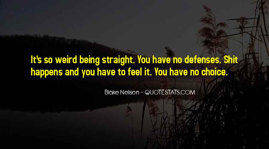Quotes About Defenses #1070427
