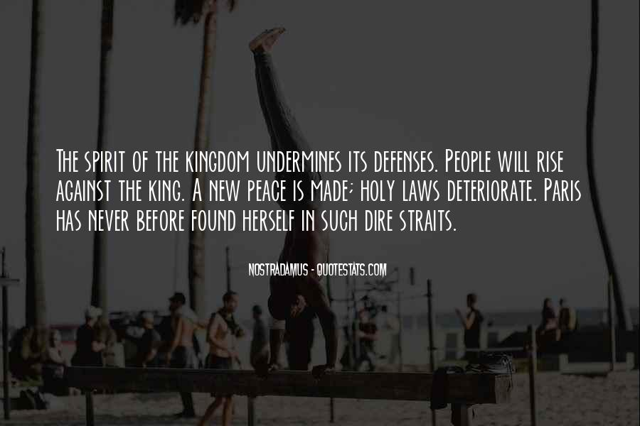 Quotes About Defenses #1195954