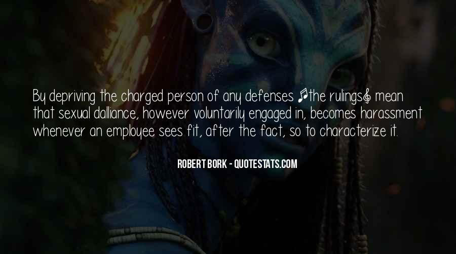 Quotes About Defenses #210032