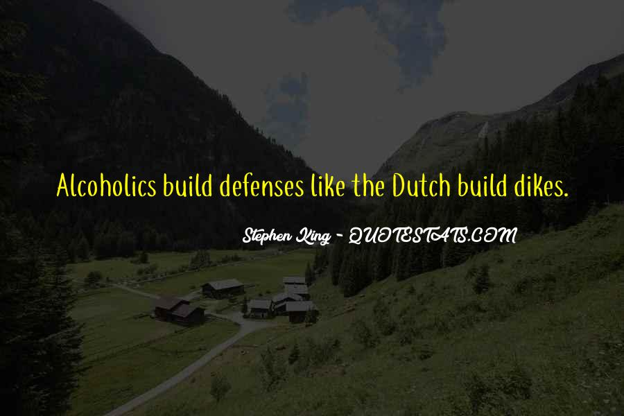 Quotes About Defenses #266287