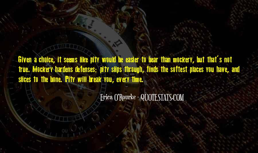 Quotes About Defenses #500465