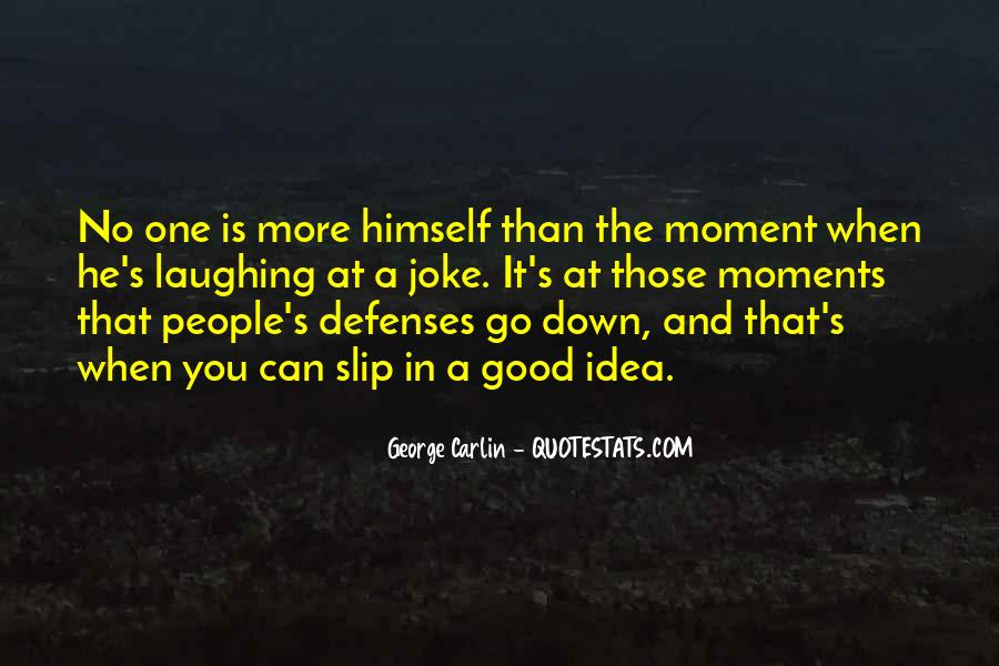 Quotes About Defenses #721161