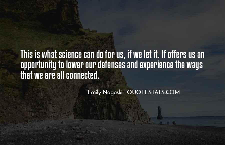 Quotes About Defenses #803028