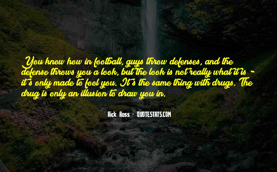 Quotes About Defenses #8145