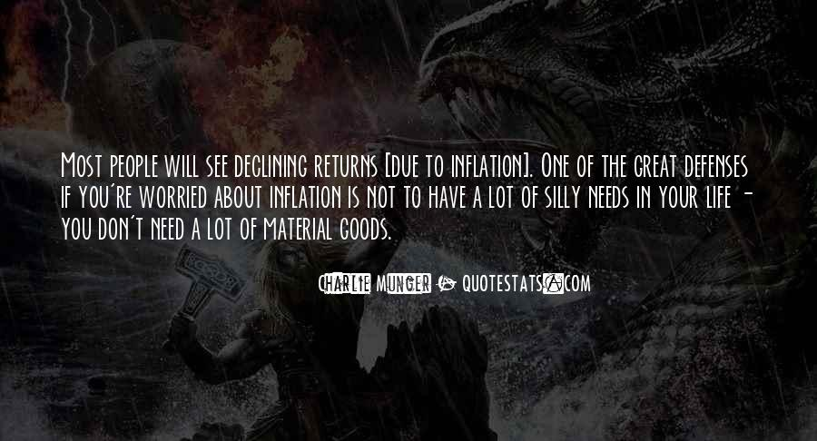 Quotes About Defenses #995430