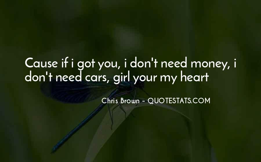 Quotes About What Every Girl Wants #2997