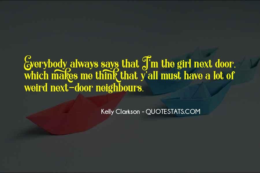 Quotes About What Every Girl Wants #4466