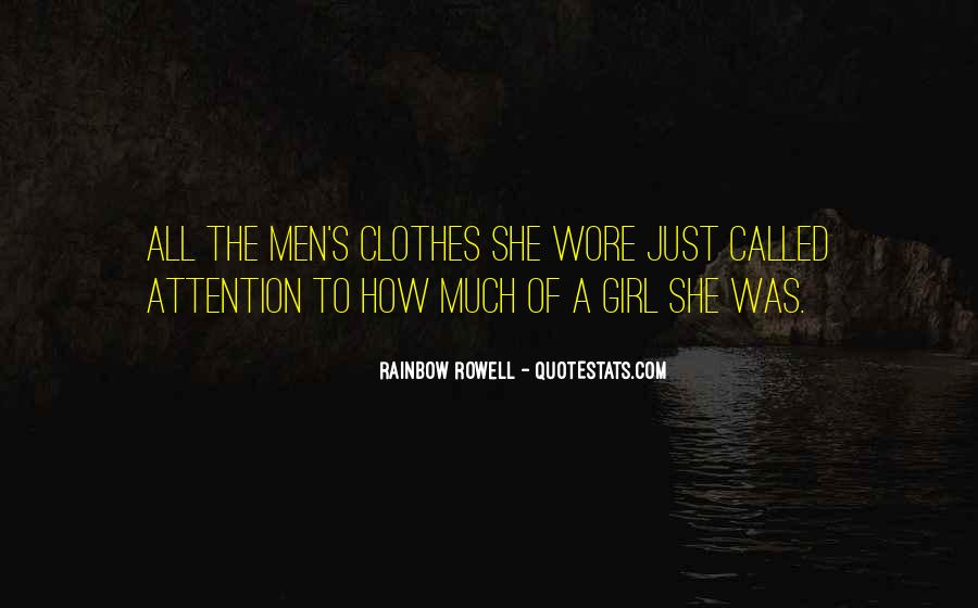 Quotes About What Every Girl Wants #4762