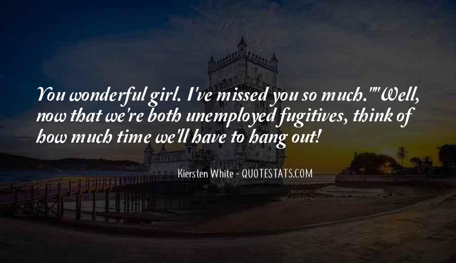 Quotes About What Every Girl Wants #5033