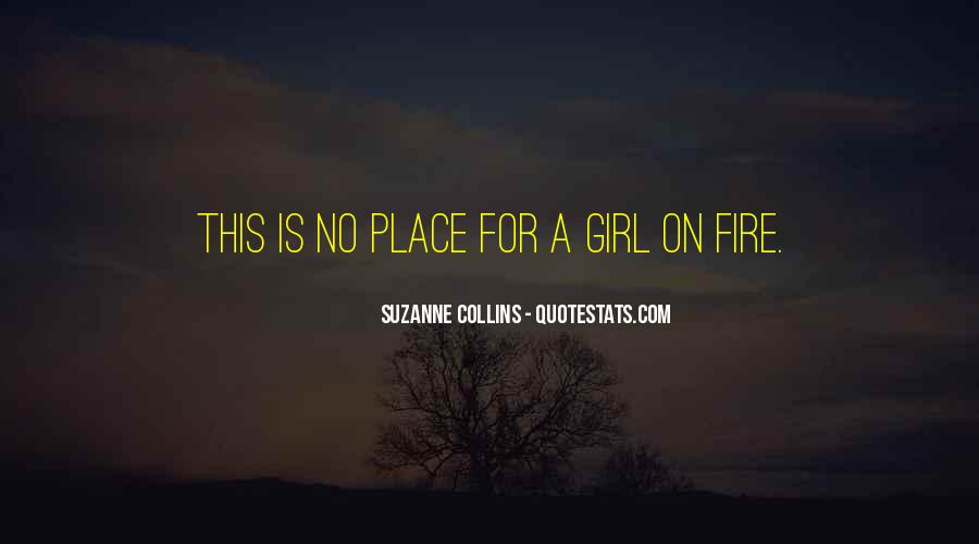 Quotes About What Every Girl Wants #9878