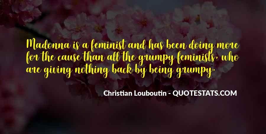 Quotes About Grumpy #273821