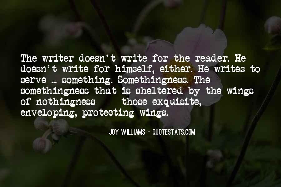 Quotes About The Joy Of Writing #1421154