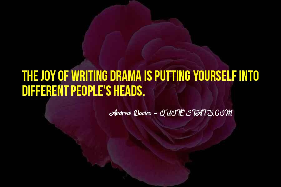 Quotes About The Joy Of Writing #1480873
