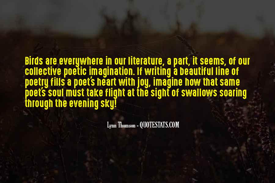 Quotes About The Joy Of Writing #1567961