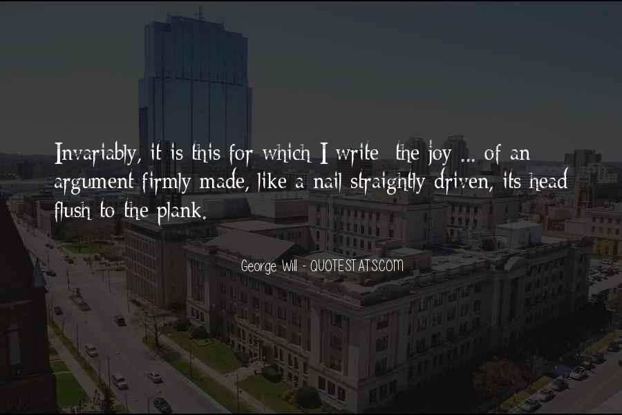 Quotes About The Joy Of Writing #1799130