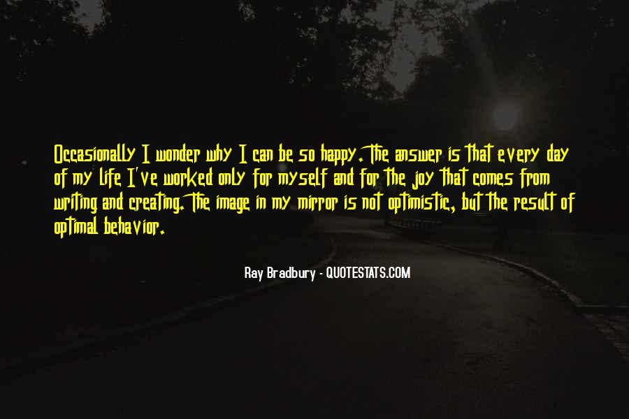 Quotes About The Joy Of Writing #817813