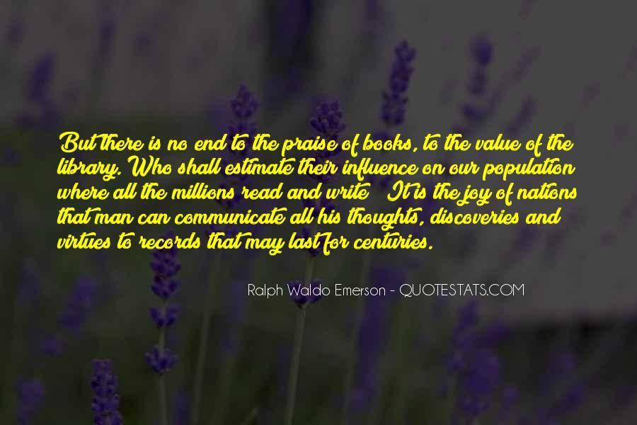 Quotes About The Joy Of Writing #842901