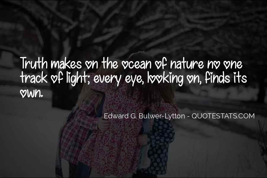 Quotes About Looking Someone In The Eye #153632