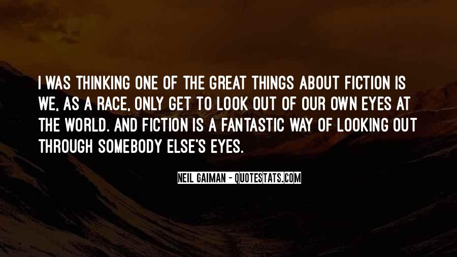 Quotes About Looking Someone In The Eye #205050