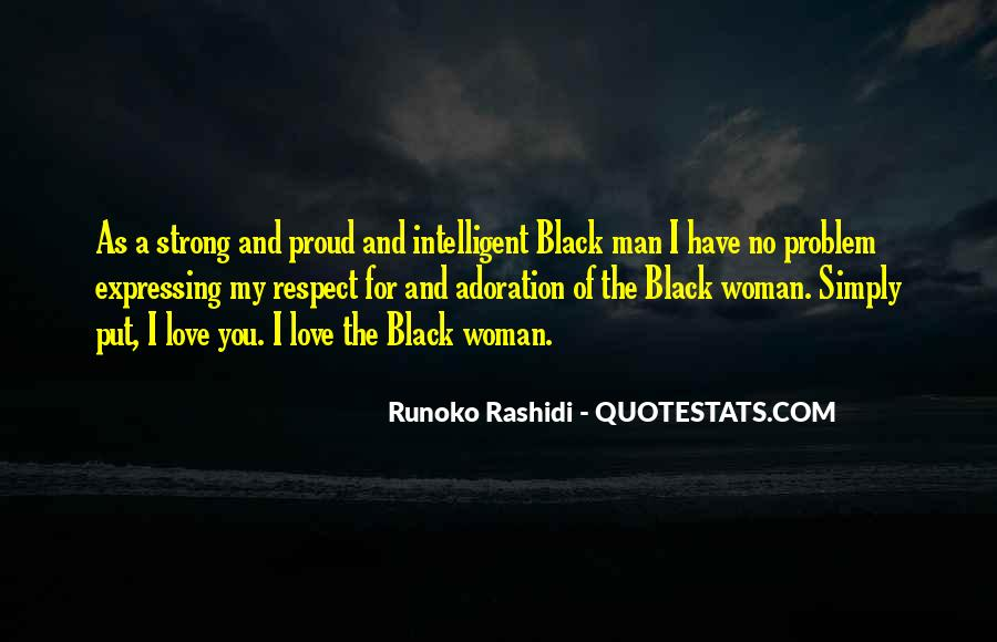 My strong black man quotes