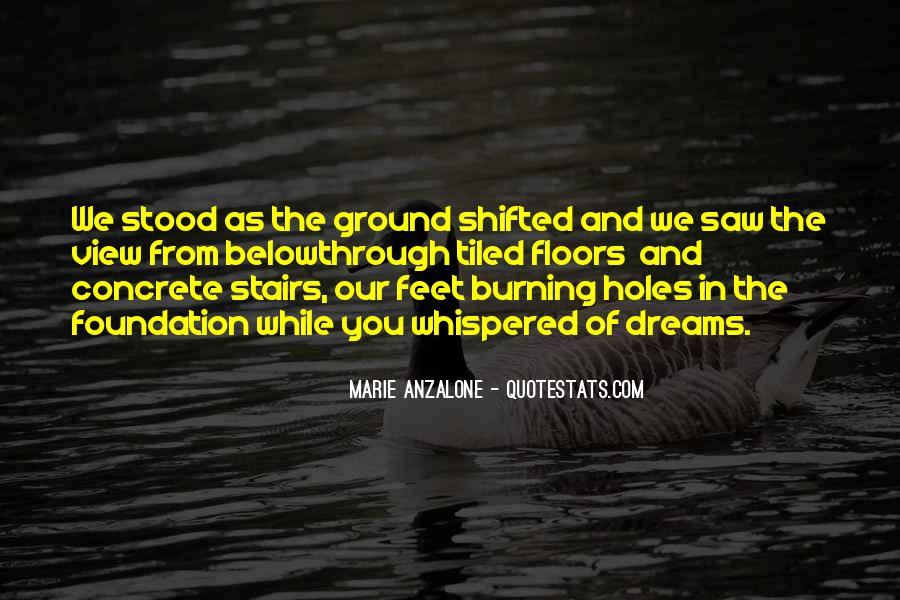 Quotes About Holes In The Ground #1742880