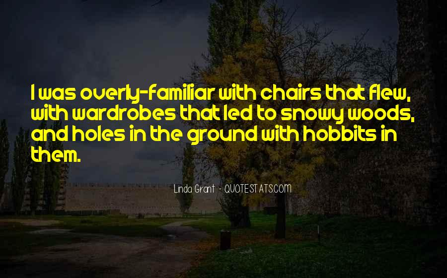 Quotes About Holes In The Ground #587370