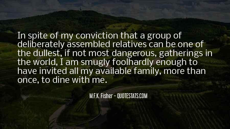 Quotes About Family Gatherings #882789