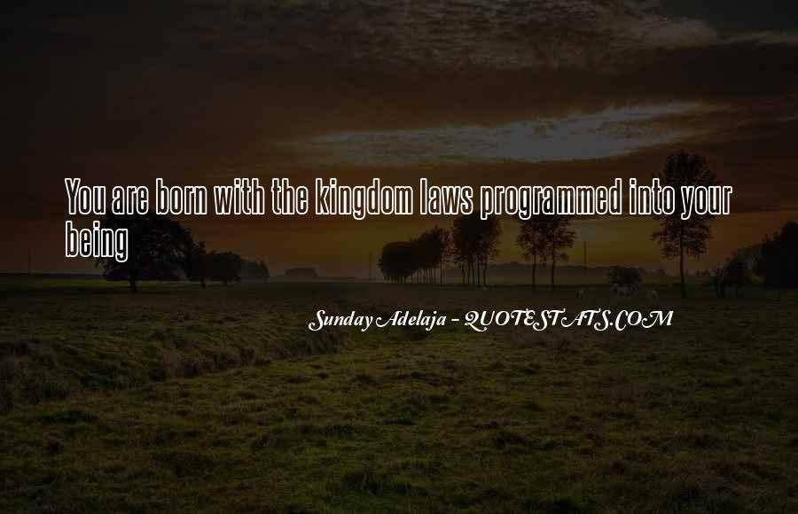 Quotes About Being Programmed #1490665