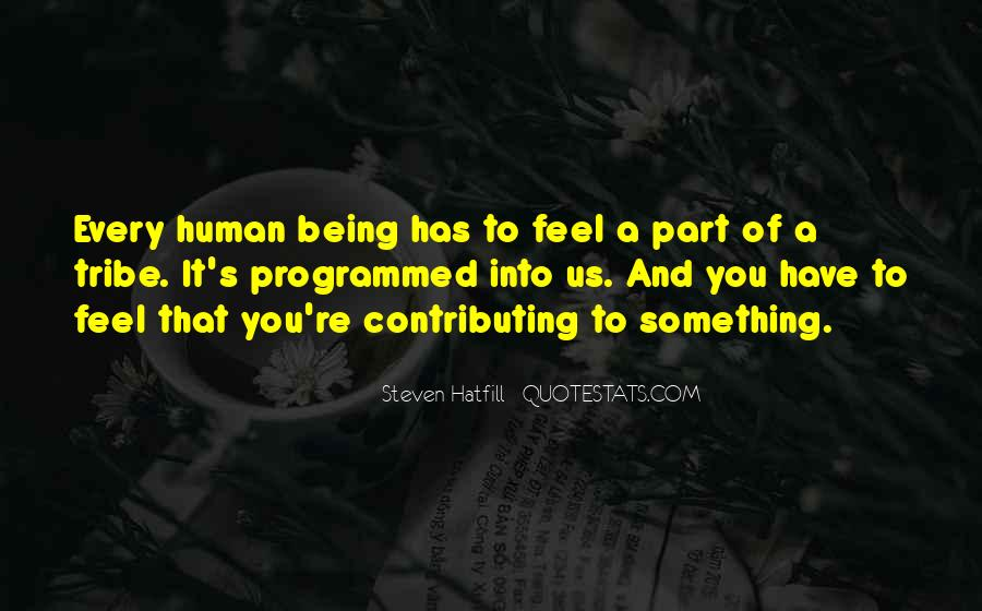 Quotes About Being Programmed #855048