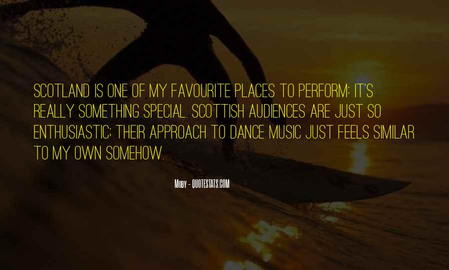 Quotes About Favourite Music #1270408
