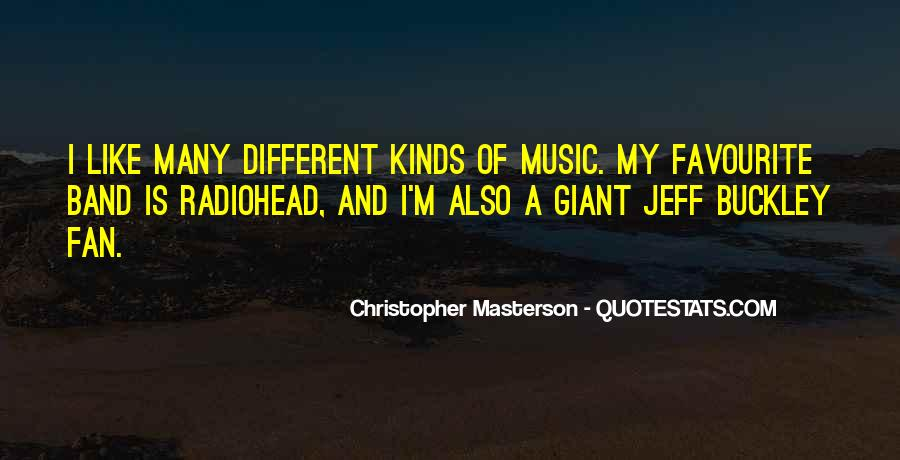 Quotes About Favourite Music #1399196