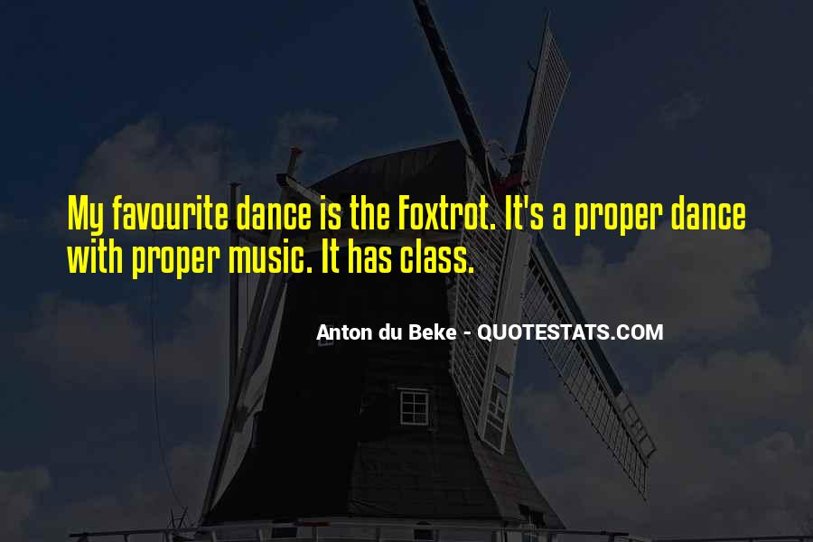Quotes About Favourite Music #1714532