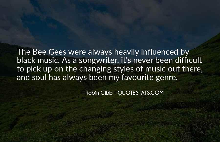 Quotes About Favourite Music #347175