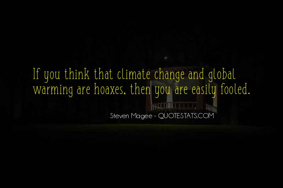 Quotes About Hoaxes #804489