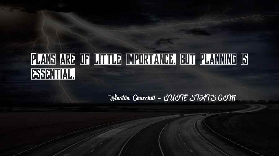 Quotes About Plotting #131304