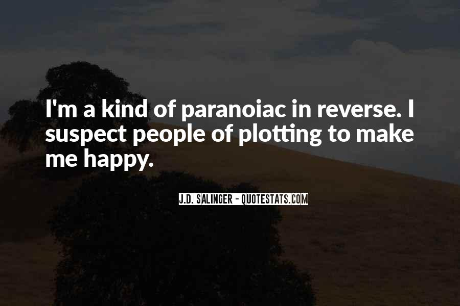 Quotes About Plotting #349946
