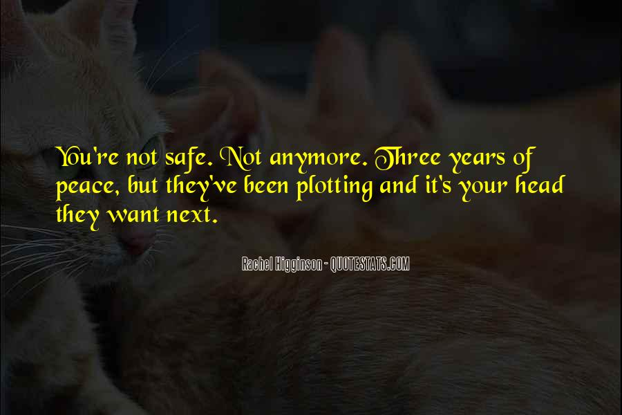 Quotes About Plotting #538659