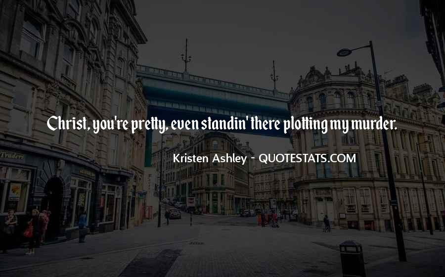 Quotes About Plotting #842336