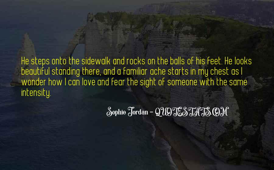 Quotes About Standing On Your Own Feet #603389