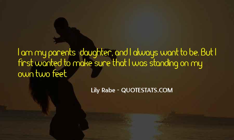 Quotes About Standing On Your Own Feet #679825