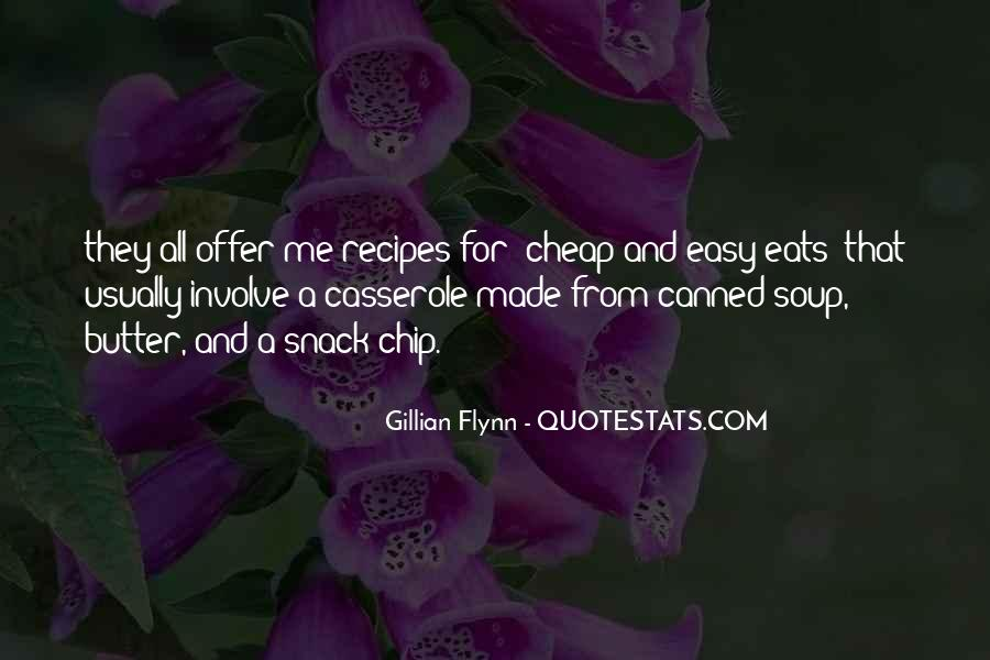 Quotes About Recipes #497912