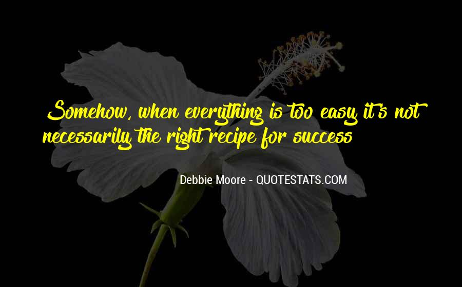 Quotes About Recipes #669123