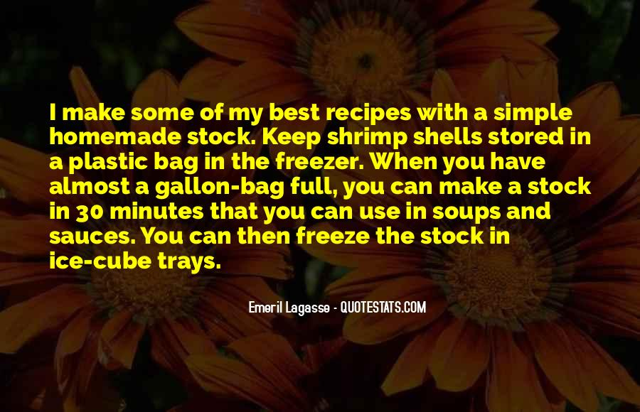 Quotes About Recipes #95051