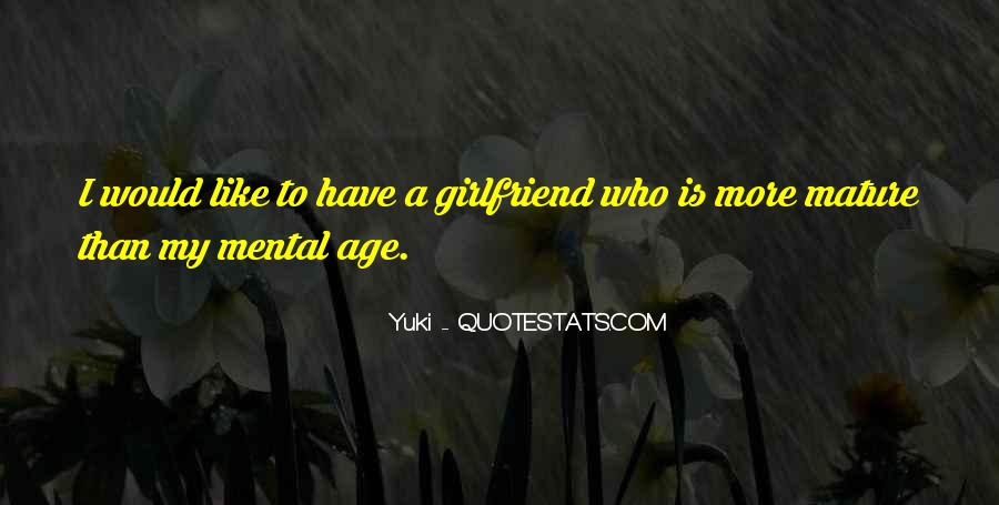Quotes About A Ex Girlfriend #10882