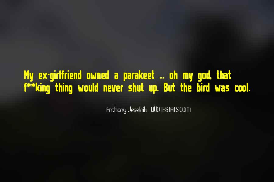 Quotes About A Ex Girlfriend #1200732