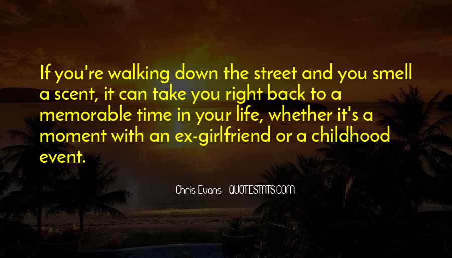 Quotes About A Ex Girlfriend #1665704