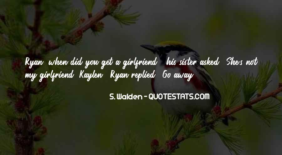 Quotes About A Ex Girlfriend #41793