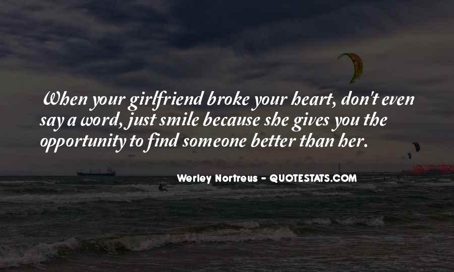 Quotes About A Ex Girlfriend #42229