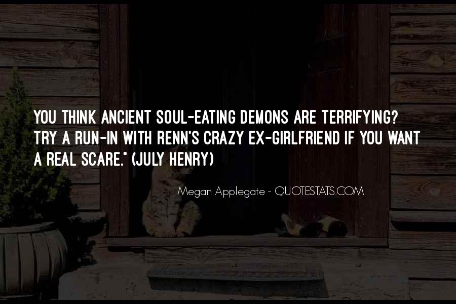 Quotes About A Ex Girlfriend #486849