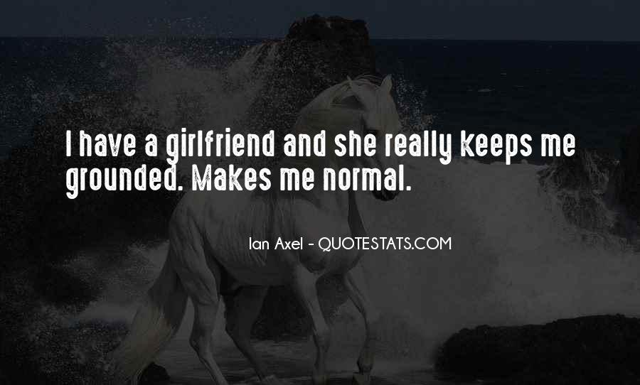 Quotes About A Ex Girlfriend #56781